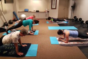 SMART Mat Pilates Classes